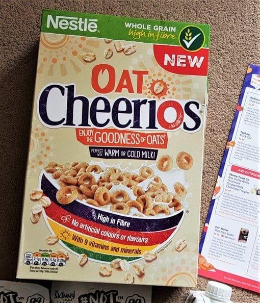 Cheerios Multigrain - £2.69