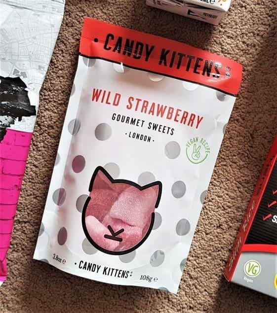 Candy Kittens Wild Strawberry - £1.50