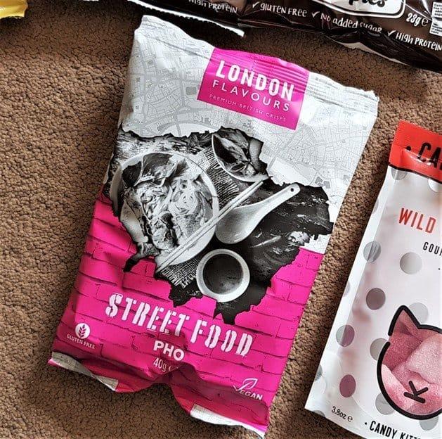 London Flavours - £1