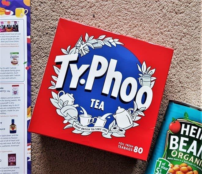 Typhoo Black Tea - £2.20