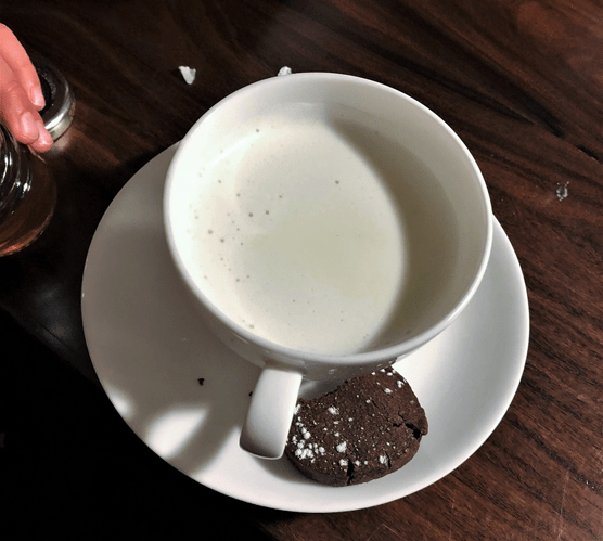 Milk and cookies - The Arch London - photo by https://www.prestonperfectphotography.com