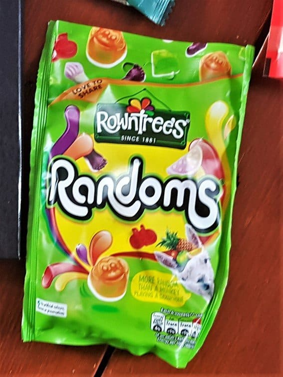 Rowntree's® Randoms® Sharing Bag 150g - £1.29