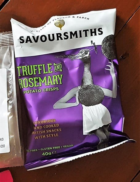 SavourSmiths Truffle and Rosemary - £1.50