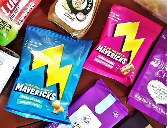 Mavericks Healthier Snacks for Kids – £0.75