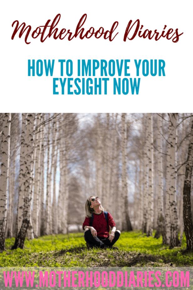 How to improve your eyesight now - #eyehealth #eyestrain #eyesight #sunglasses