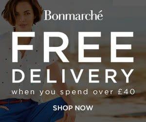 Bonmarche free delivery