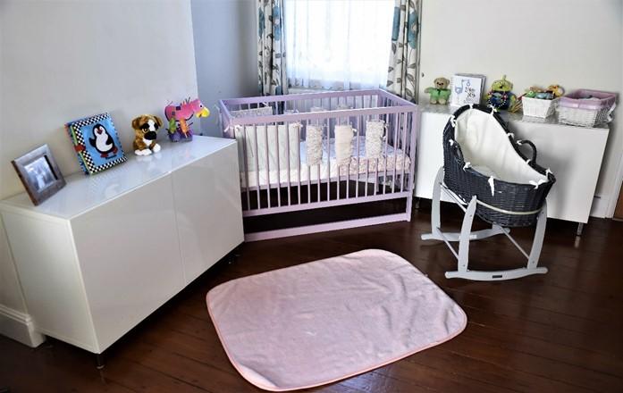 Current nursery/lounge