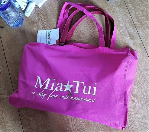 Mia Tui Berry Jennie Travel Changing Bag Tote Bag