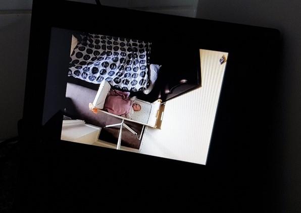 Nanit video monitor via the Alexa Show