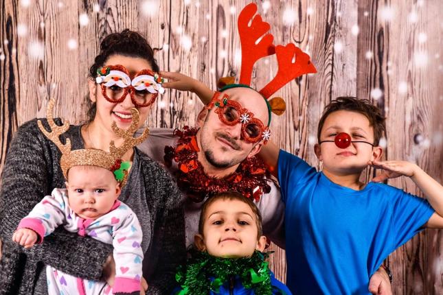 Family Chrsitmas pic