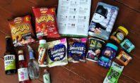 March 2020 Degusta Box Review - Ingredients