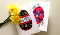 Easter Egg cards