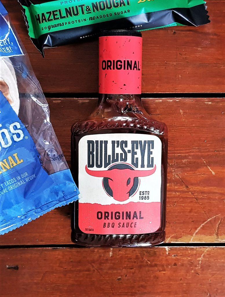 Bull's Eye BBQ sauce