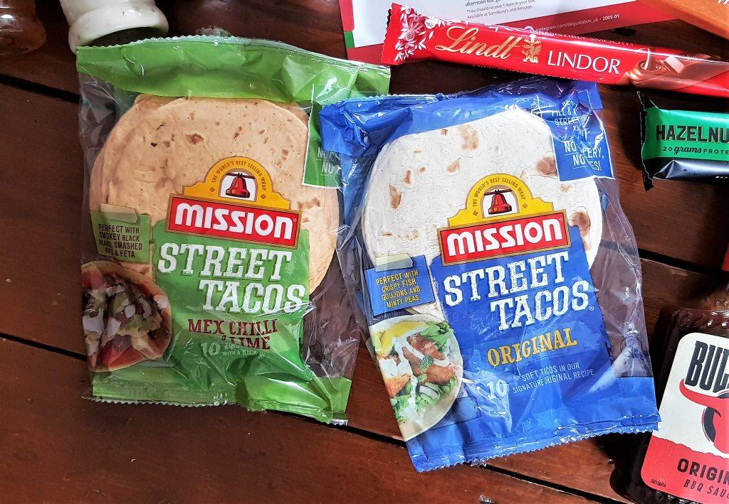 Mission Street Tacos