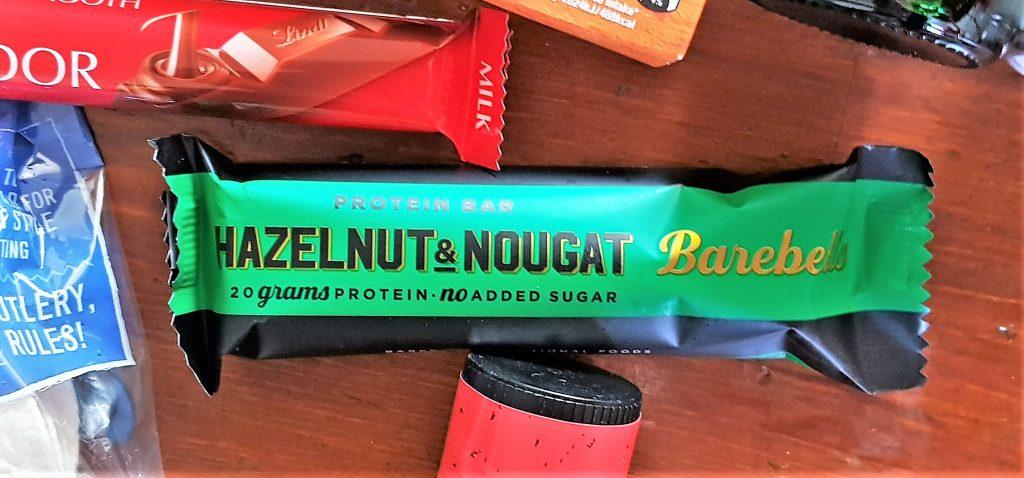 Hazelnut & Nougat Protein Bar