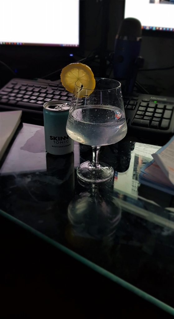 Skinny Tonic gin