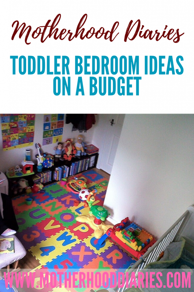 Toddler bedroom ideas on a budget