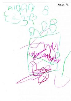 Aidan, 4, idea for a room theme
