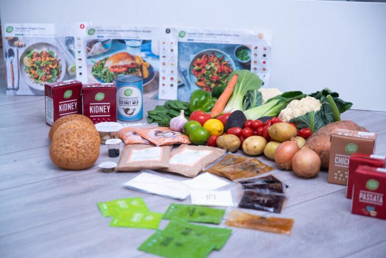 HelloFresh Vegetarian Family Recipes Box