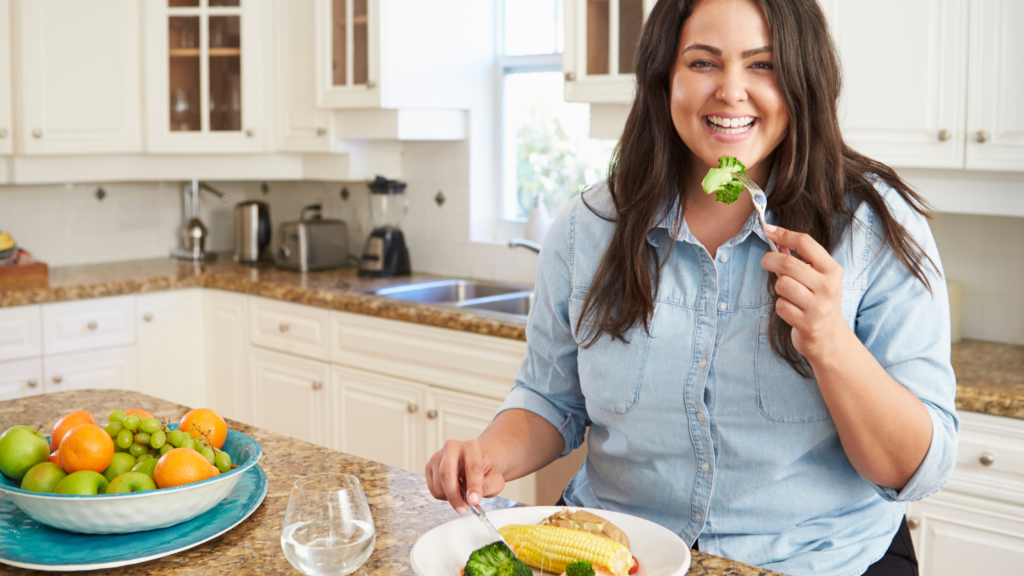 Eating fertility foods to get pregnant