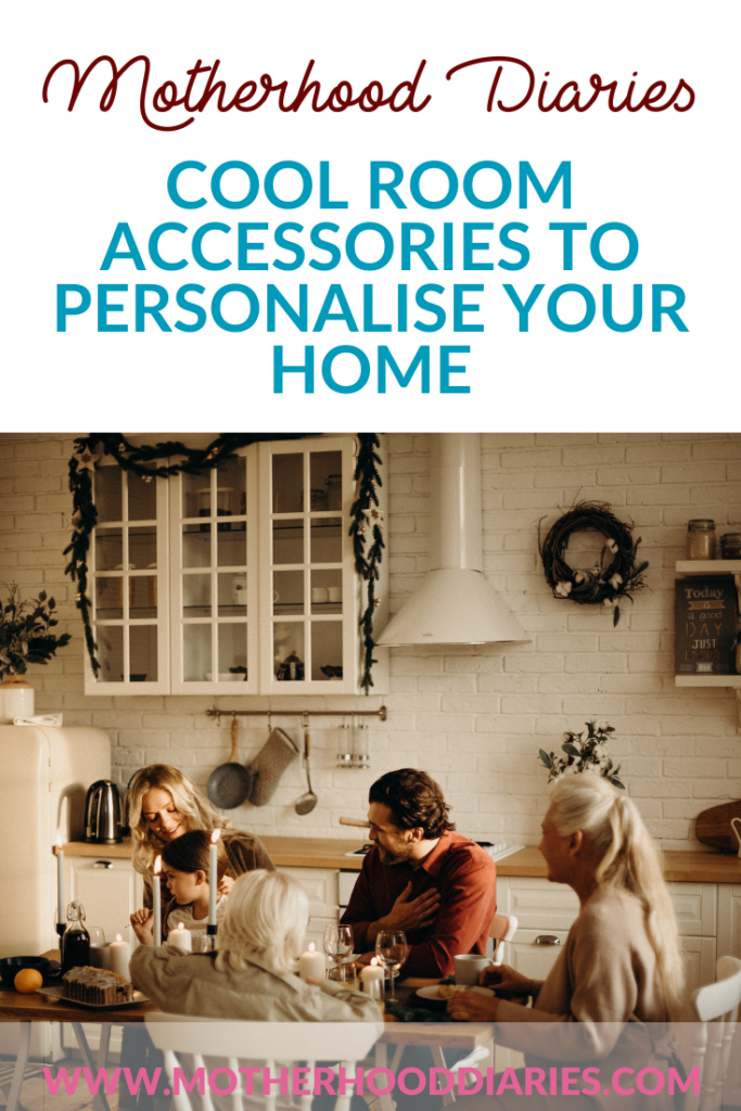 Cool room accessories to personalise your home