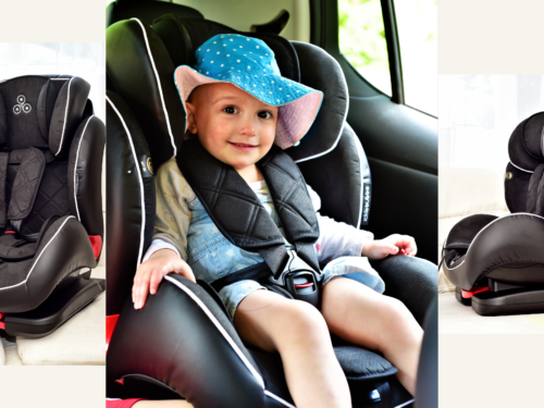 Ickle Bubba Solar Car Seat and Isofix review
