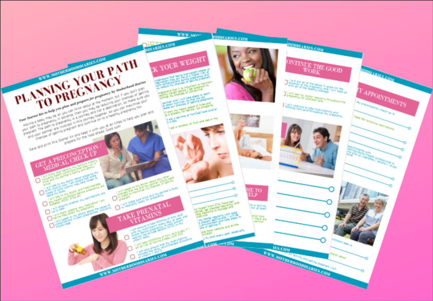 Natural Path to Pregnancy Starter Kit