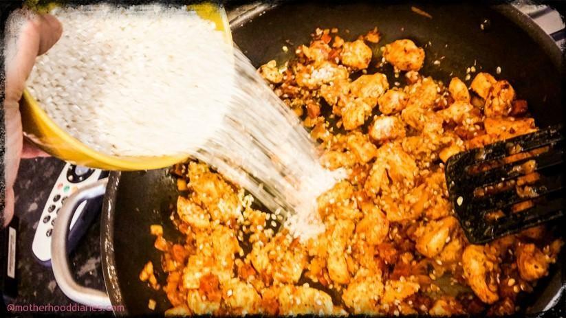 Spanish Paella – Schwartz Flavour Shot Recipe