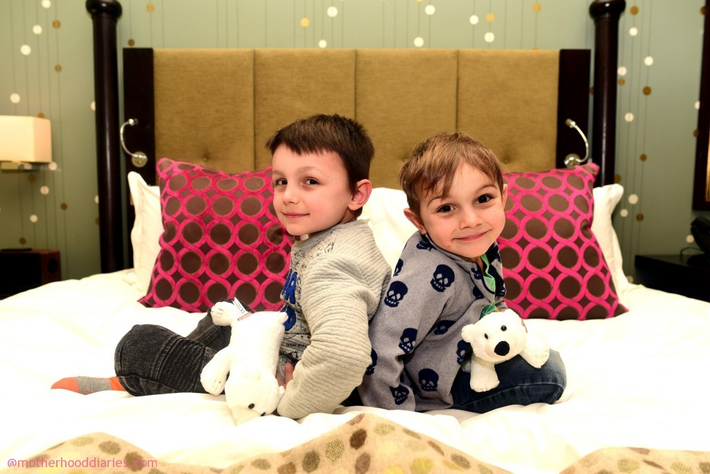 Our Family Fun Package stay at The Arch London Hotel