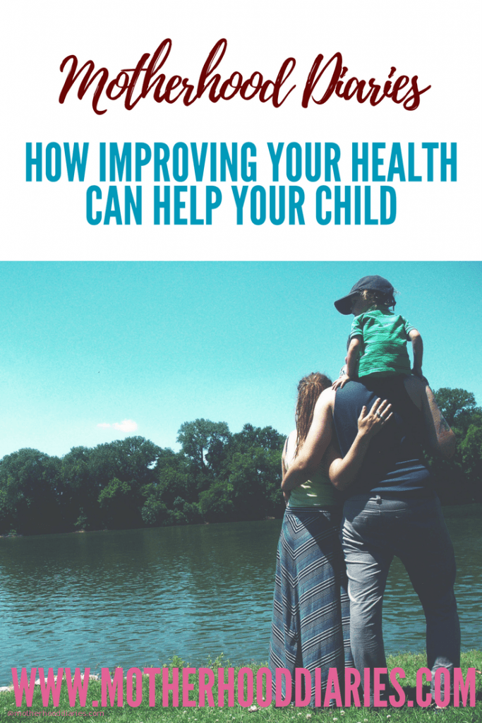 How improving your health can help your children