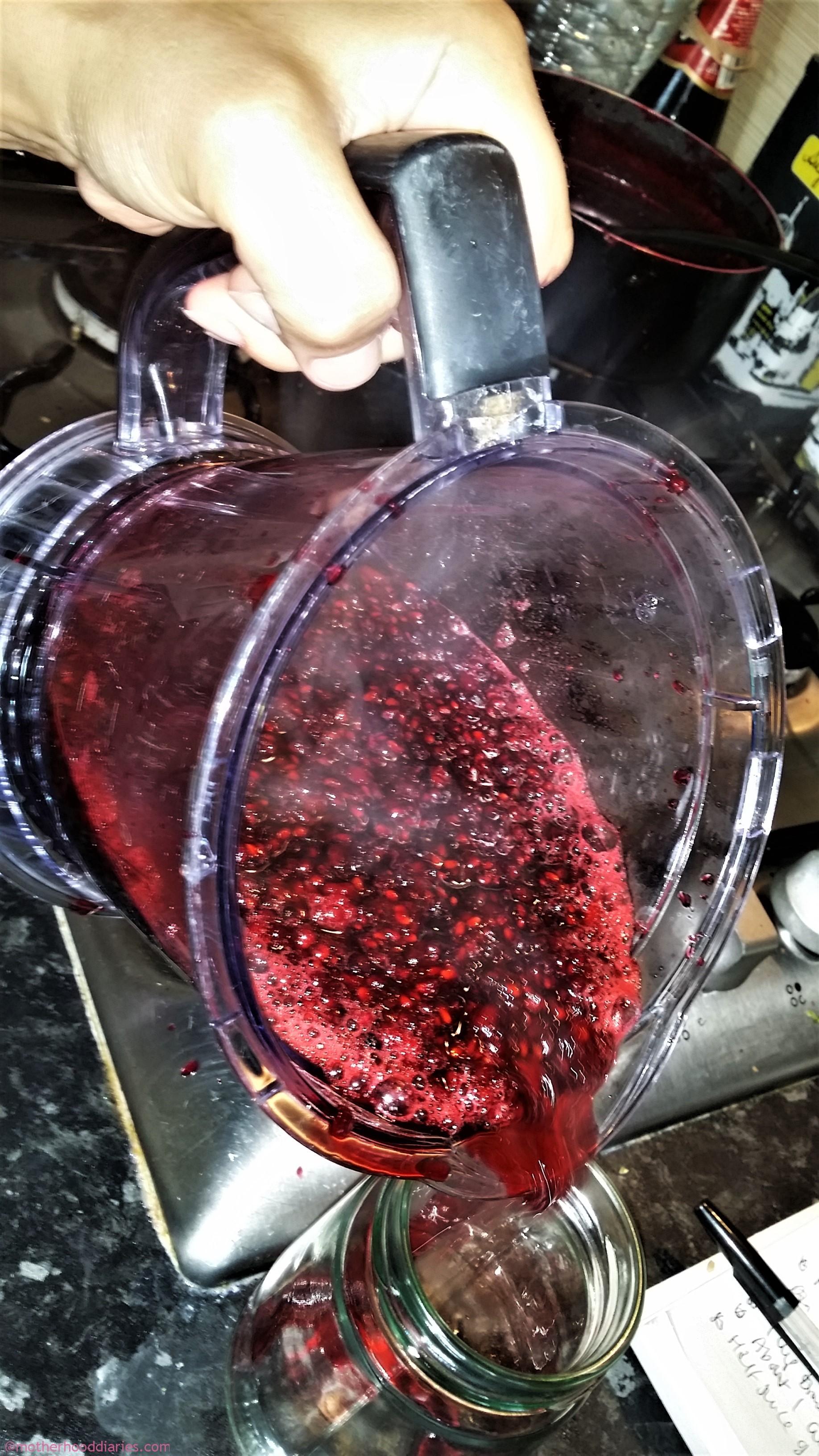 Blackberry Jam Recipe