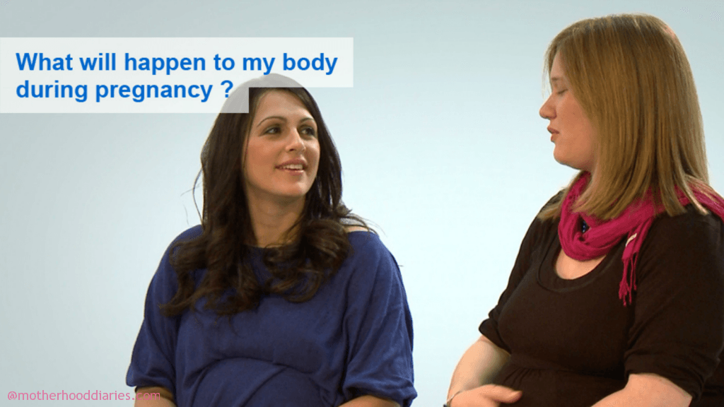 Week 5 of My Pregnancy - Being pregnant is not sinking in