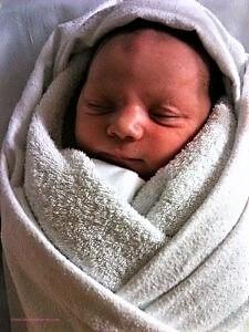 Aron's birth story