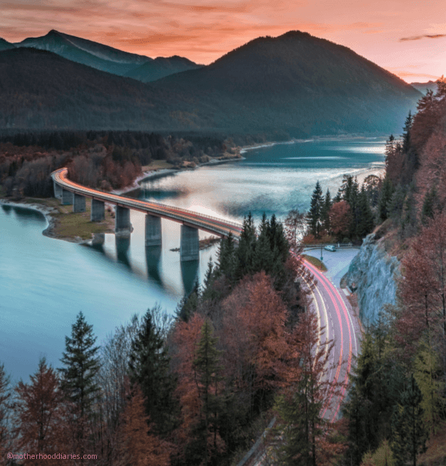 Family road trips in Europe this summer