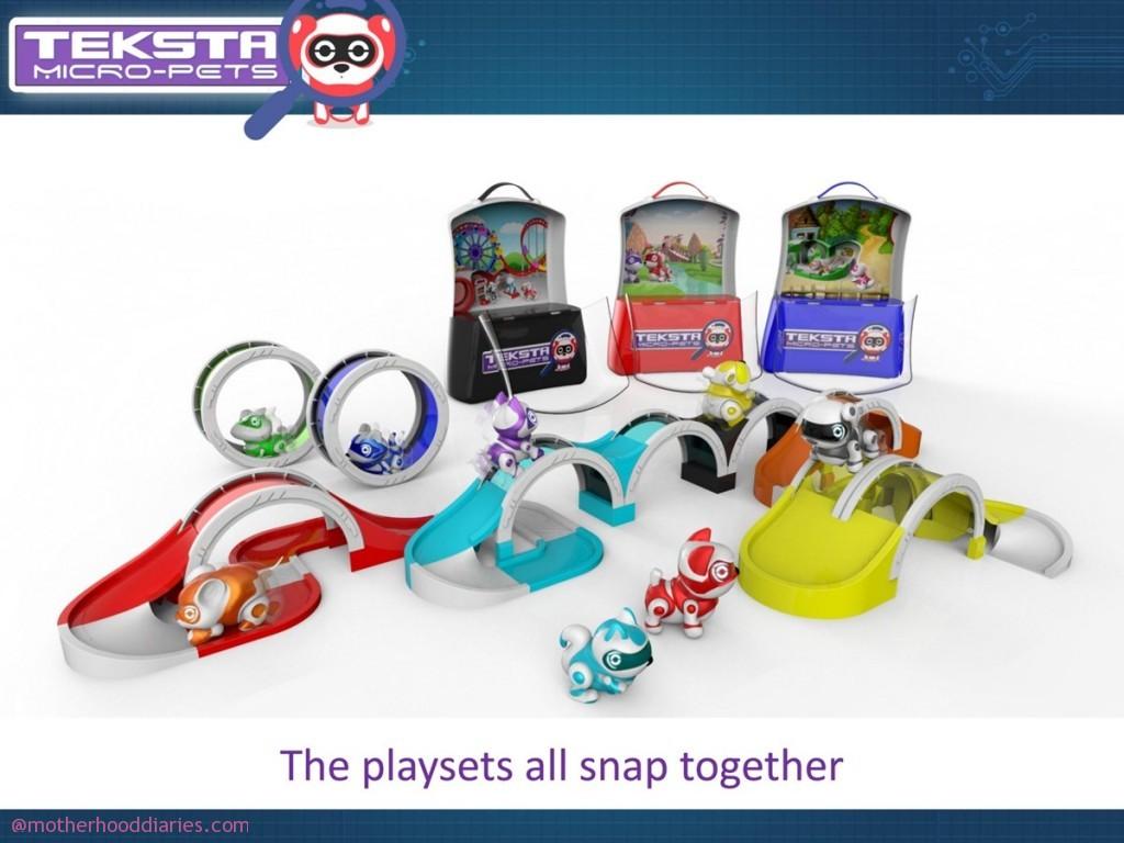 Teksta Micro-Pets Adventure Park Playset – Teksta Puppy Product Review