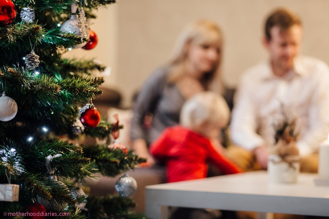 Six simple ways to decorate your home for Christmas